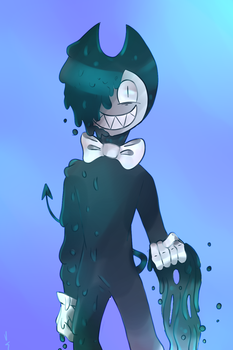 Bendy by Vaniassrr