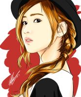 Hayoung done by HwanArts