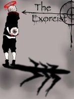 Don't Hug me I'm scared inspired exorcist by AngelicReaper21