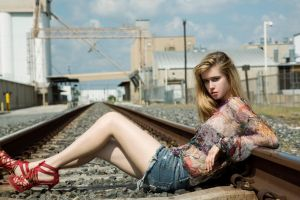 Runaway Train by photography-by-vara