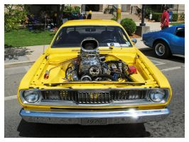 Blown Engine in a Duster by TheMan268
