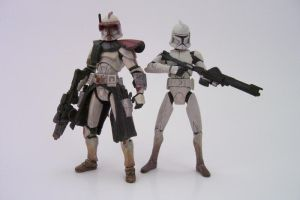 ARC Trooper+ Clone Trooper (TCW) 1 by Lalam24