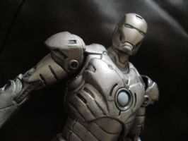 IRON MAN MK II movie version 4 by RobertDamnation