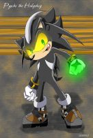 Psycho the Hedgehog by combatmaster