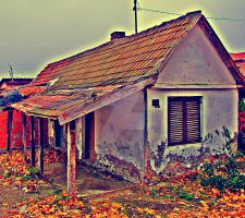 abandoned... by JelenaDackovic