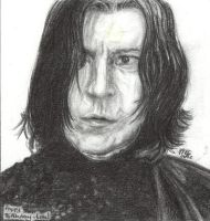 Snape for Lisa by 666eternity