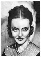 Bette Davis by jimbo101