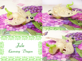 Julie, Lacewing dragon2 by rosepeonie