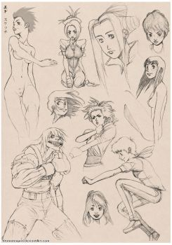 Sketches 12 2006 by titanomaquia