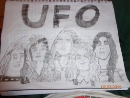 UFO by 1987arevalo