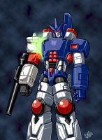 Galvatron by Wegons