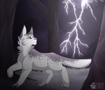 Lightning - Commission by Shadowstar-12