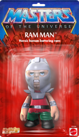 Ram Man by Gray29