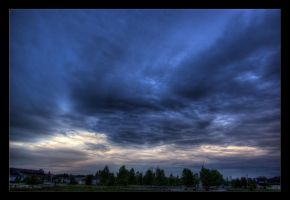 Sky from the deck... by tonydicks