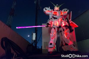 Unicorn Gundam by Clivelee