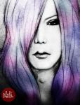 Starlight / Art Uruha the GazettE by pollidenister