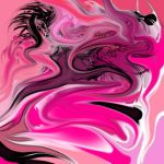 Swirling Madness: Cotton Candy by ssnapey22