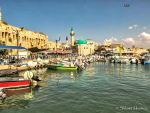 Acre port 2 by ShlomitMessica