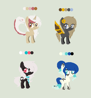 Um More Collab Adopts CLOSED by Rainbow-ninja-adopts