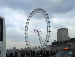 Eye of London by tbonelafs
