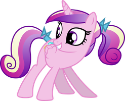 Filly Cadence by zomgmad