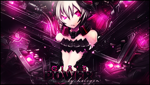 Gia's Power by HalogenDark