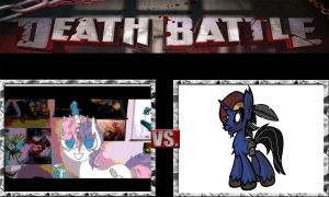 Digibrony vs TommyOliver Death Battle by Winged--Maned--Wolf