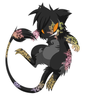 Corrupt Mew by ShadowNight1