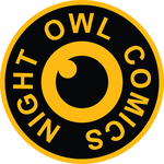 Night Owl Comics Logo by LoranJSkinkis