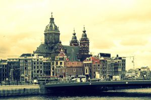 Amsterdam by Wunderling