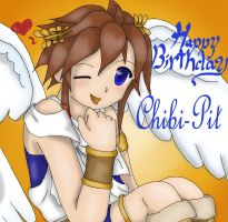Happy Birthday Chibi-Pit by Lady-of-Link