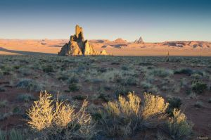 Kayenta Sunrise by TerribleTer