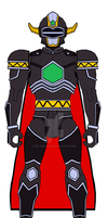 Action Hero - Lost Galaxy Magna Defender by Zeltrax987