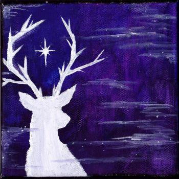 The White Hart: Northern Star by ImaginationGoingWild