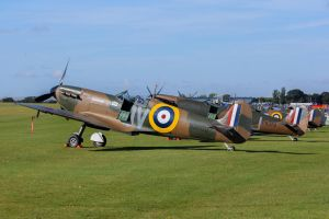 Spitfires by Daniel-Wales-Images