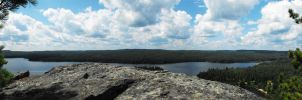 Centennial Ridges Panorama Two by joshonator12