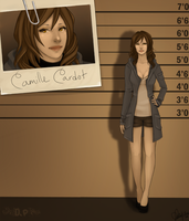 TDP: Camille Cardot Ref Sheet by Comatoze