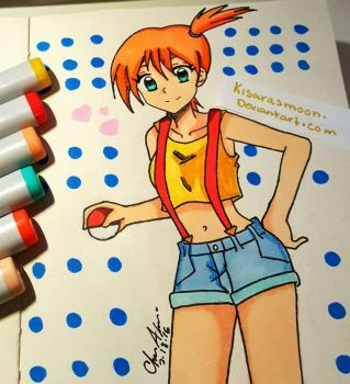 Classic Misty by Kisarasmoon