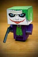 CubeCraft The Joker by digital-uncool