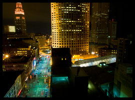 Cleveland Nights by JohnKyo