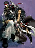 Trinity Blood by lovela