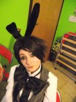 I'm the crazy March Hare!! by mory-chan