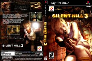 Silent Hill 3 Custom Cover by chaos-in-1983