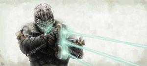 Dead Space 3 by RobinTran