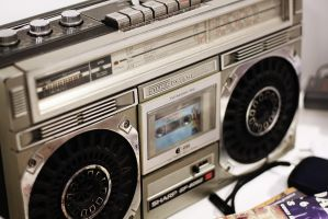 Oldtime Stereos by longbow