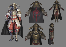 Reference: Judge Ghis - FFXII by CaptJapan