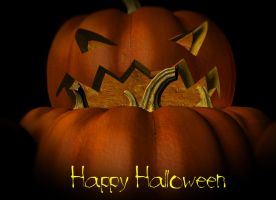 Halloween wallpaper 2009 by TheArtofChurchwell