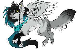 :PC:Ara Chibi Derp: by Vinabe