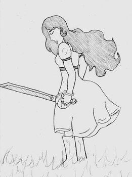 SU: The Sword to Your Shield by Evilevergreen