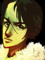 Squall Pissed by Xenogin